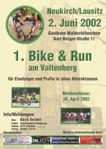 Flyer Bike&Run 2002
